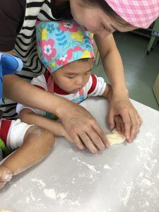 パン作り体験🍞